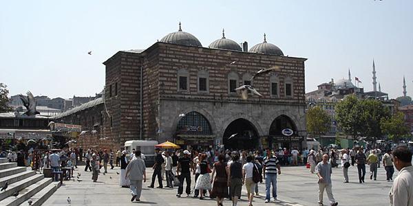 Misir Carsisi, Istanbul