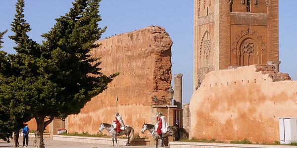 Tour Hassan a Rabat