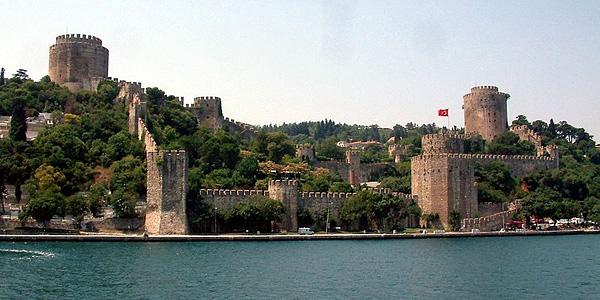 Twierdza Rumeli Istanbul