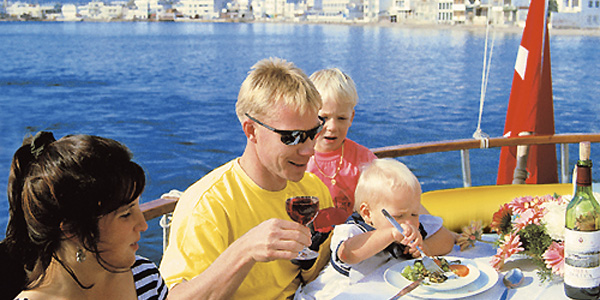 Cruise the Nile with your family