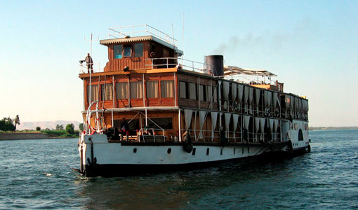 H.M. King Fouad's Ultra Deluxe Steam Ship The Sudan